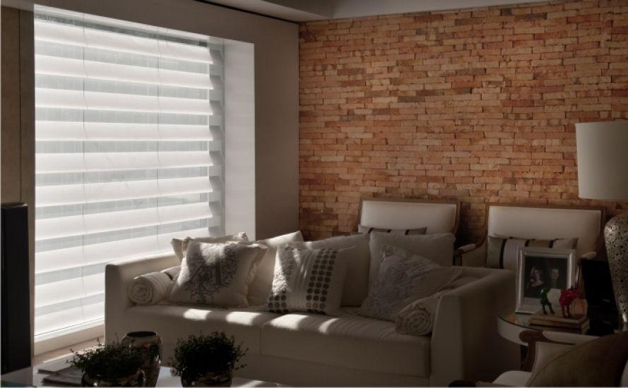 cortinas para sala persianas para apartamento
